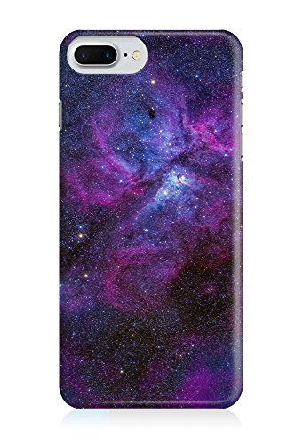 COVER Nebula Galaxis Weltall lila Design Handy Hülle Case 3D-Druck Top-Qualität kratzfest Apple iPhone 6 Plus
