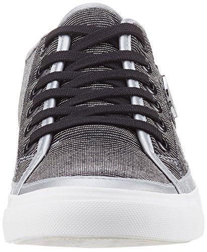 Armani Jeans Damen 9252267p615 Sneakers Mehrfarbig (argento)