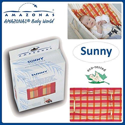 Amazonas Inlay Sunny kuschelweiche Decke für Hängematte Koala