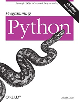 Programming Python: Powerful Object-Oriented Programming de [Lutz, Mark]