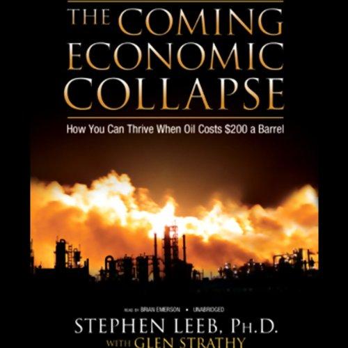 The Coming Economic Collapse  Audiolibri