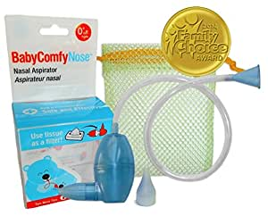 Baby ComfyNose Nasal Aspirator (Blue)