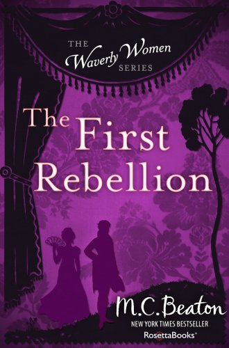 the-first-rebellion-the-waverly-women-series-book-1-english-edition
