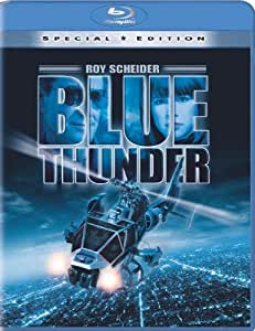 Blue Thunder [Blu-ray] [Import anglais]