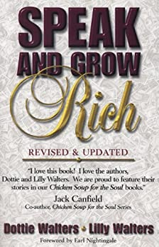 Speak and Grow Rich: Revised and Updated de [Walters, Dottie, Walters, Lilly]