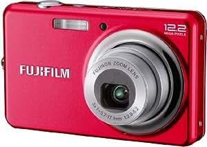 """Fujifilm FinePix J30 Appareil Photo Compact Numérique 12 Mpix Zoom Optique 3x Ecran 2,7"""" Stabilisé Rose"""