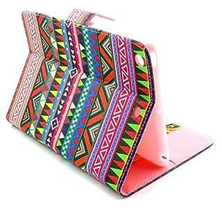 jovabox Flip Schutzhülle für iPad Mini 1/2/passgenaue 3-non-slip–Super Fit Schutzhülle mit Ständer und Karte (yhi-07)
