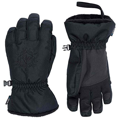 Rossignol Temptation Guantes, Mujer, Black, M
