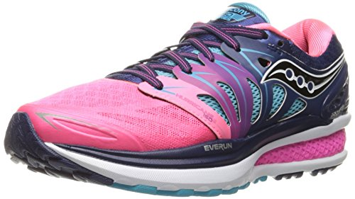 Saucony Hurricane Iso 2, Zapatillas de Running para Mujer, Varios Colo