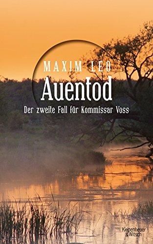 Buchseite und Rezensionen zu 'Auentod: Der zweite Fall für Kommissar Voss' von Maxim Leo