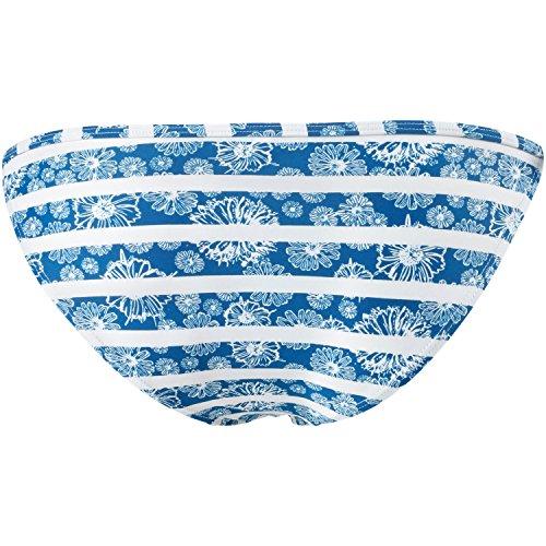 Maui Wowie Damen Triangelbikini blau/weiß