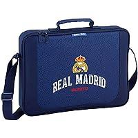 Safta Maletín Real Madrid BasketOficial Para Ordenador 380x60x280mm