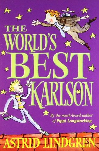 The World's Best Karlson por Astrid Lindgren