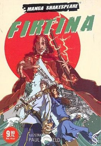 Fırtına Manga Shakespeare