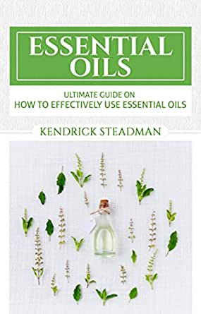 reference guide for essential oils book