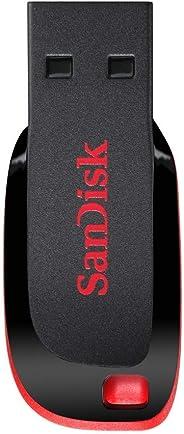 Sandisk 128GB Cruzer Blade USB Drive, SDCZ50-128G-B35