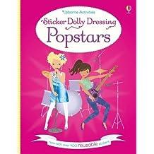 Sticker Dolly Dressing: Popstars