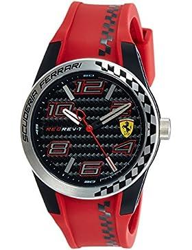 Watch Scuderia Ferrari Unisex Time Only Toffee 0830338