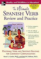 The Ultimate Spanish Verb Review and Practice (Uitimate Review and Reference Series)