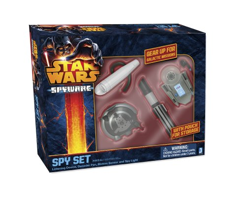 """Sablon 15118 - Set di spionaggio """"Star Wars"""", con supporto"""