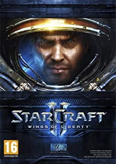 Starcraft II : Wings of Liberty [import anglais] (B000RE216U) | Amazon price tracker / tracking, Amazon price history charts, Amazon price watches, Amazon price drop alerts