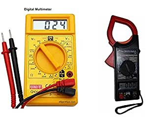 tfpro digital multimeter dt 830d lcd ac dc measuring multimeter with dt266 ac dc electrical. Black Bedroom Furniture Sets. Home Design Ideas