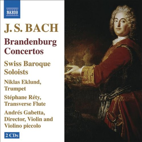 Brandenburg Concerto No. 4 in G major, BWV 1049: II. Andante