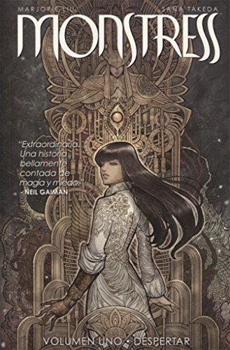 Monstress 1. Despertar por Marjorie Liu y Sana Takeda