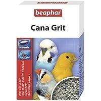 Beaphar - Cana Grit Suplemento Digestión Pájaros, 250 g, Pack de 6