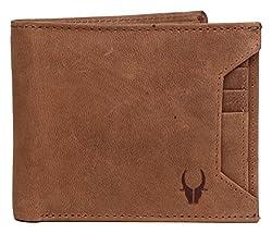 WildHorn Tan Mens Wallet (WH1313)