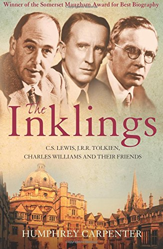 C. S. Lewis, J. R. R. Tolkien charles williams and Their Friends