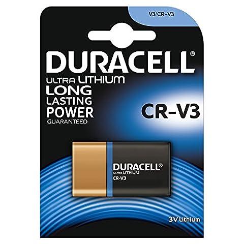 Duracell Ultra Lithium CR-V3 1er