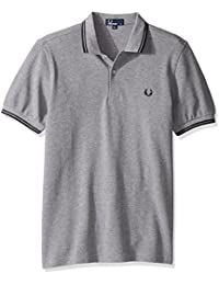 Fred Perry M3600, Polo Homme, Gris