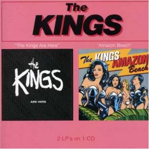 Kings Are Here, The/Amazon Beach by Kings (2003-10-14)