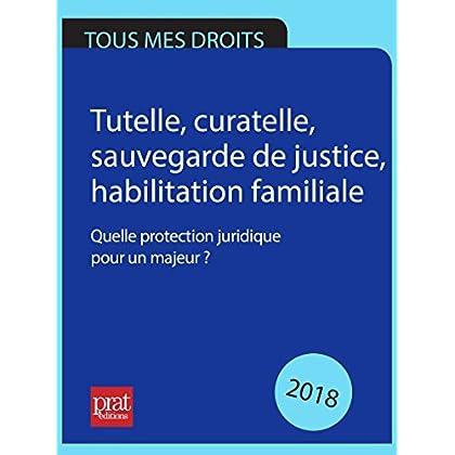 Tutelle, curatelle, sauvegarde de justice : tuteur familial ou professionnel ? 2018: Quels sont ses obligations et ses devoirs ?