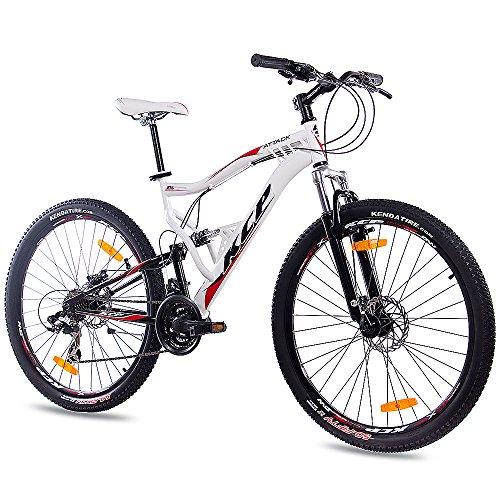 Bicicleta de montaña unisex con 21 marchas