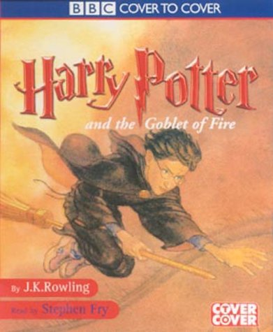 Harry Potter and the Goblet of Fire (Book 4 - Part 2 - 7 Audio Cassette set)