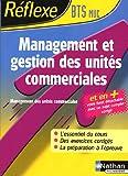Management et Gestion des Unités Commerciales BTS