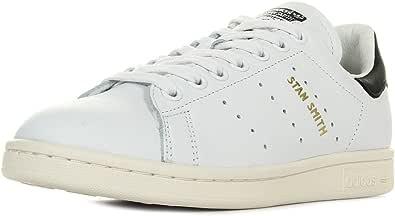 adidas Stan Smith, Scarpe da Ginnastica Basse Unisex-Adulto, Bianco (Footwear White/Footwear White/Core Black), 38 2/3 EU