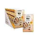 Verival Bio Kokos-Marille Müsli | 6 x 325g | vegan und glutenfrei | ohne Palmöl | handgefertigt in Tirol