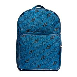 adidas BP CL M AC GR, Mochila Unisex Adultos, Multicolor (Marley/Gricen), 24x36x45 cm (W x H x L)