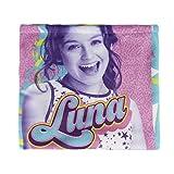 Disney Soy Luna 2200-2468 Schlauchtuch Multifunktionstuch, Schlauchschal, Schal, Winter, Eine Größe, Mehrfarbig