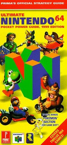 Ultimate Nintendo 64 Pocket Power Guide, 1999 Edition