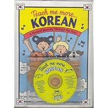 Teach Me More... Korean: A Musical Journey Through the Year