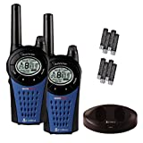Cobra MT975 PMR446 Walkie Talkie Radio Twin Pack With Charger And Batteries