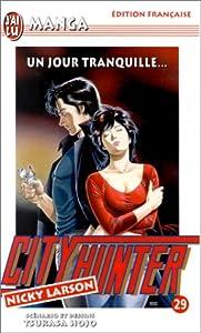 City Hunter - Nicky Larson Edition simple Tome 29