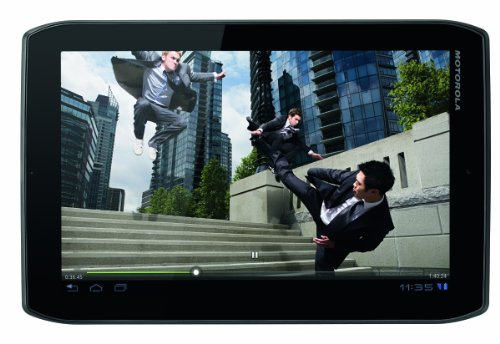 Motorola Xoom 2 Media Edition Tablet-PC 16GB (21,6 cm (8,2 Zoll) Touchscreen, 3G, UMTS, Android) schwarz Motorola GmbH