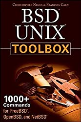 BSD UNIX Toolbox: 1000+ Commands for FreeBSD, OpenBSD and NetBSD