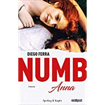 NUMB Anna (Italian Edition)