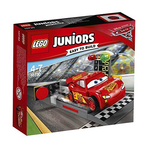 LEGO Juniors - Lanzador de Rayo McQueen (10730)